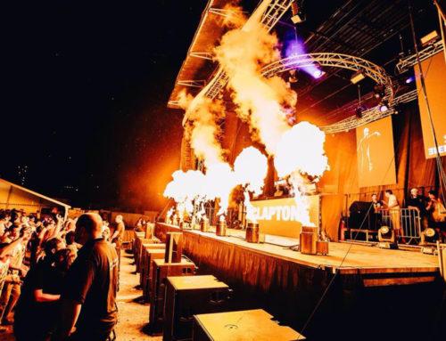 Veranstaltungstechnik | Feuer, Pyro und Laser
