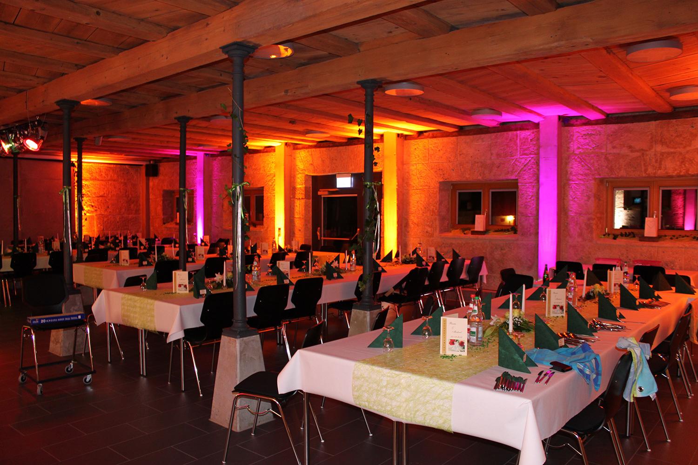 Prolite Event GmbH, Ihr Profi bei Catring und Events.